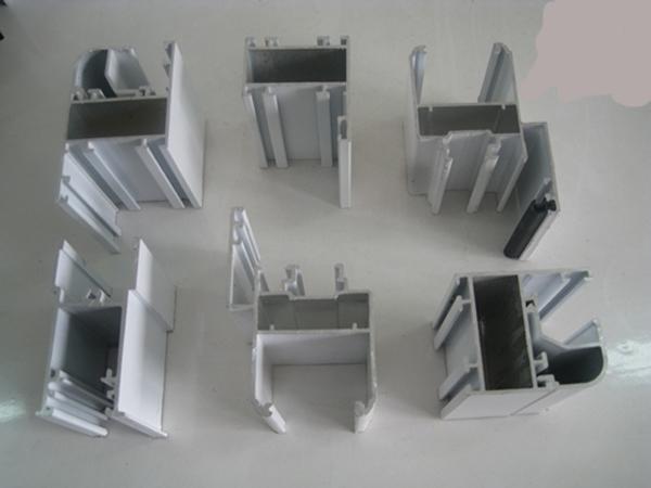 Cửa khung nhôm kính cao cấp Việt Pháp - Mặt cắt thanh nhôm