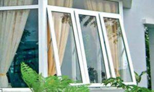 Cửa khung nhôm kính cao cấp Việt Pháp